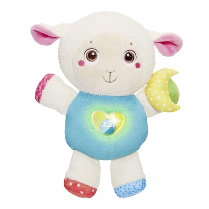 Chicco First Love Little Lamb Lilly - large image