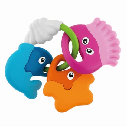 "Chicco Baby Senses Clutching Toy ""Fish"" -  * Chicco's Clutching Toy ""Fish"" is the perfect toy especially when your little one is teething."