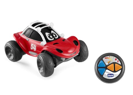 Chicco Remote-Controlled Car Bobby Buggy -  * From now on, Chicco's Bobby Buggy with remote control will race through the nursery and bring ultimate fun into your little one's everyday life.