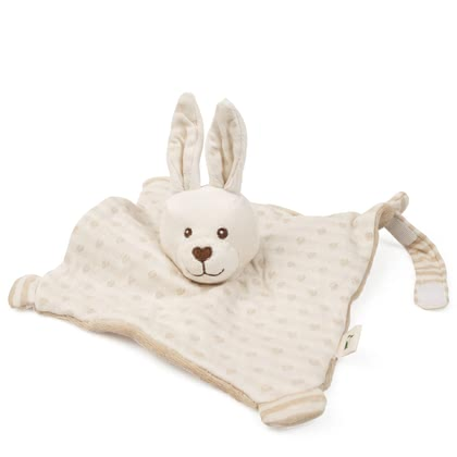 "Grünspecht Organic Cuddly Cloth ""Rabbit"" -"