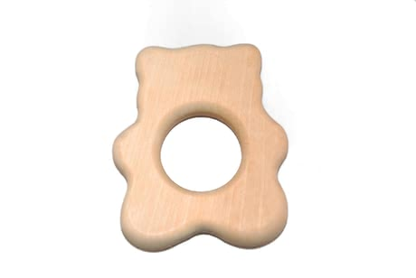 Grünspecht Wooden Clutching Toy -  * The Grünspecht Wooden Clutching Toys are high-quality natural handmade products that feature a natural shape are made of European birch wood.