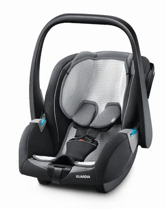 Recaro Air Mesh Cover for Infant Car Seat -  * Feeling cosy and comfortable on the go is super easy! Recaro's Air Mesh Cover is the perfect addition to your infant car seat carrier.
