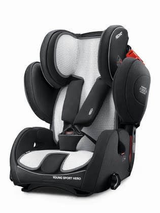 Recaro Air Mesh Cover for Child Car Seat Young Sport Hero -  * Feeling cosy and comfortable on the go is super easy! Recaro's Air Mesh Cover is the perfect addition to your infant car seat carrier.