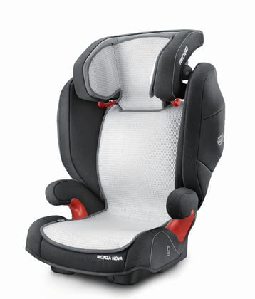 Recaro Air Mesh Cover for Monza Nova and Milano Range -  * Feeling cosy and comfortable on the go is super easy! Recaro's Air Mesh Cover is the perfect addition to your infant car seat carrier.