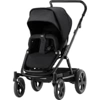 Britax Römer Multi-Functional Pram GO BIG 2 -  * The trendy off-road pram Britax Römer GO BIG is the ideal companion that makes your life a little easier: Suitable for any weather condition and on all terrain the robust and lightweight Britax Römer GO BIG offers maximum manoeuvrability.