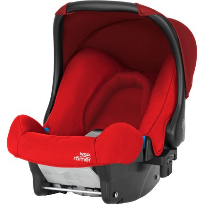 Britax Römer Infant Car Seat Baby Safe -  * The Baby Safe stands out as one of the lightest infant car seat of Britax Römer's range. The light shell combines ultimate comfort with super smart safety features.