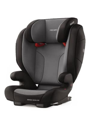 Recaro Child Car Seat Monza Nova Evo Seatfix -  * The perfect secondary car seat for your child! The child car seat Monza Nova by Recaro is reduced to the essential and thus suitable as a secondary car seat for children at the age of three to twelve years.