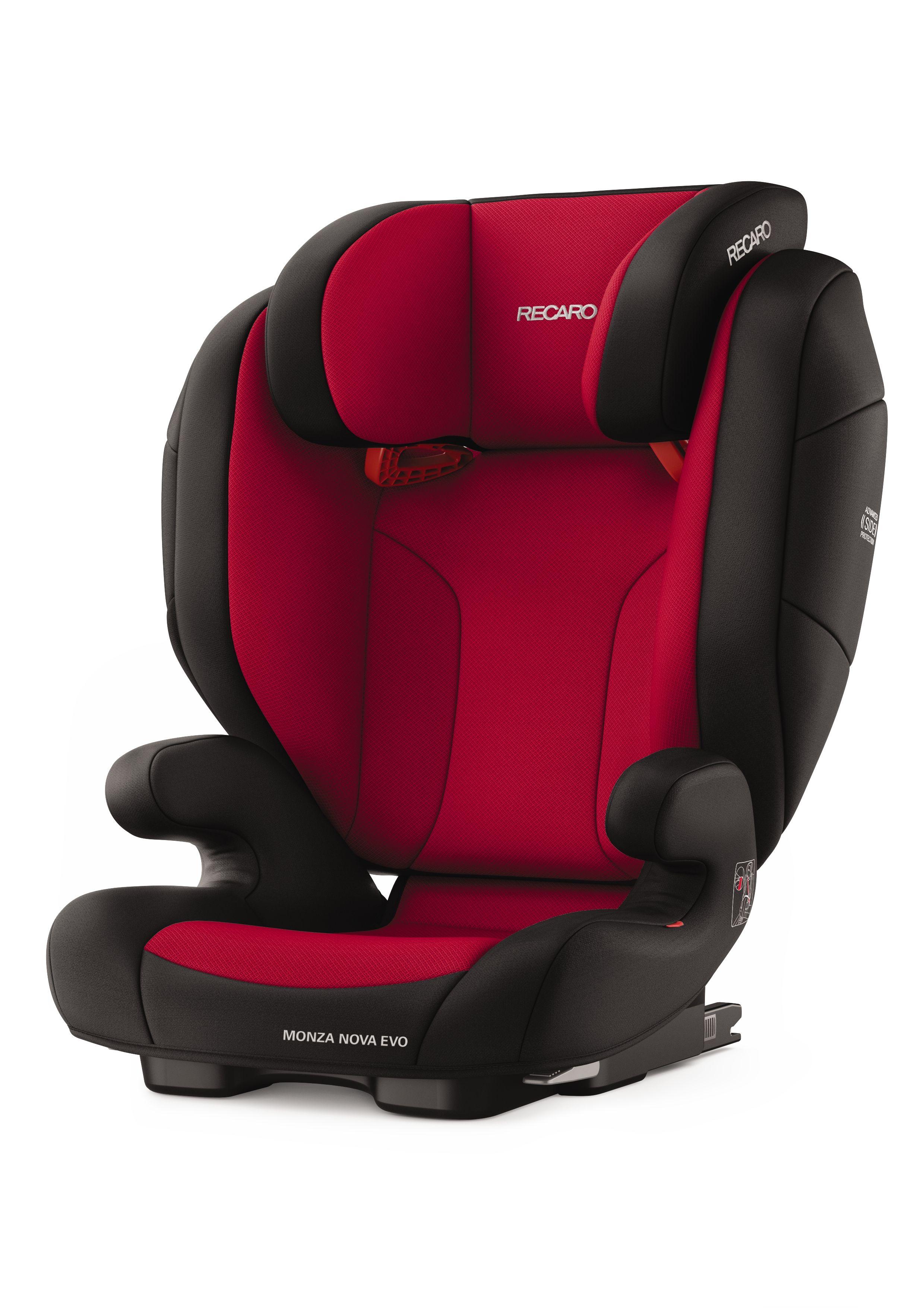 Recaro Racing Car Seat >> Recaro Child Car Seat Monza Nova Evo Seatfix