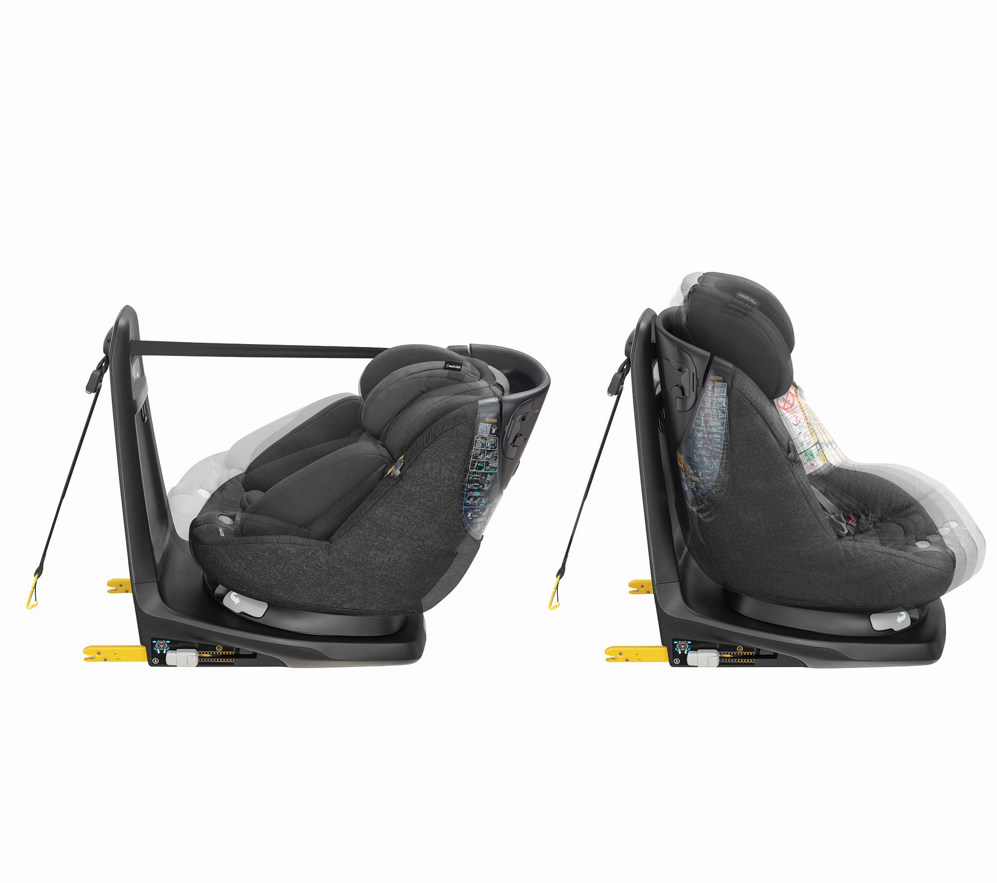 maxi cosi child car seat axissfix plus 2018 nomad black. Black Bedroom Furniture Sets. Home Design Ideas