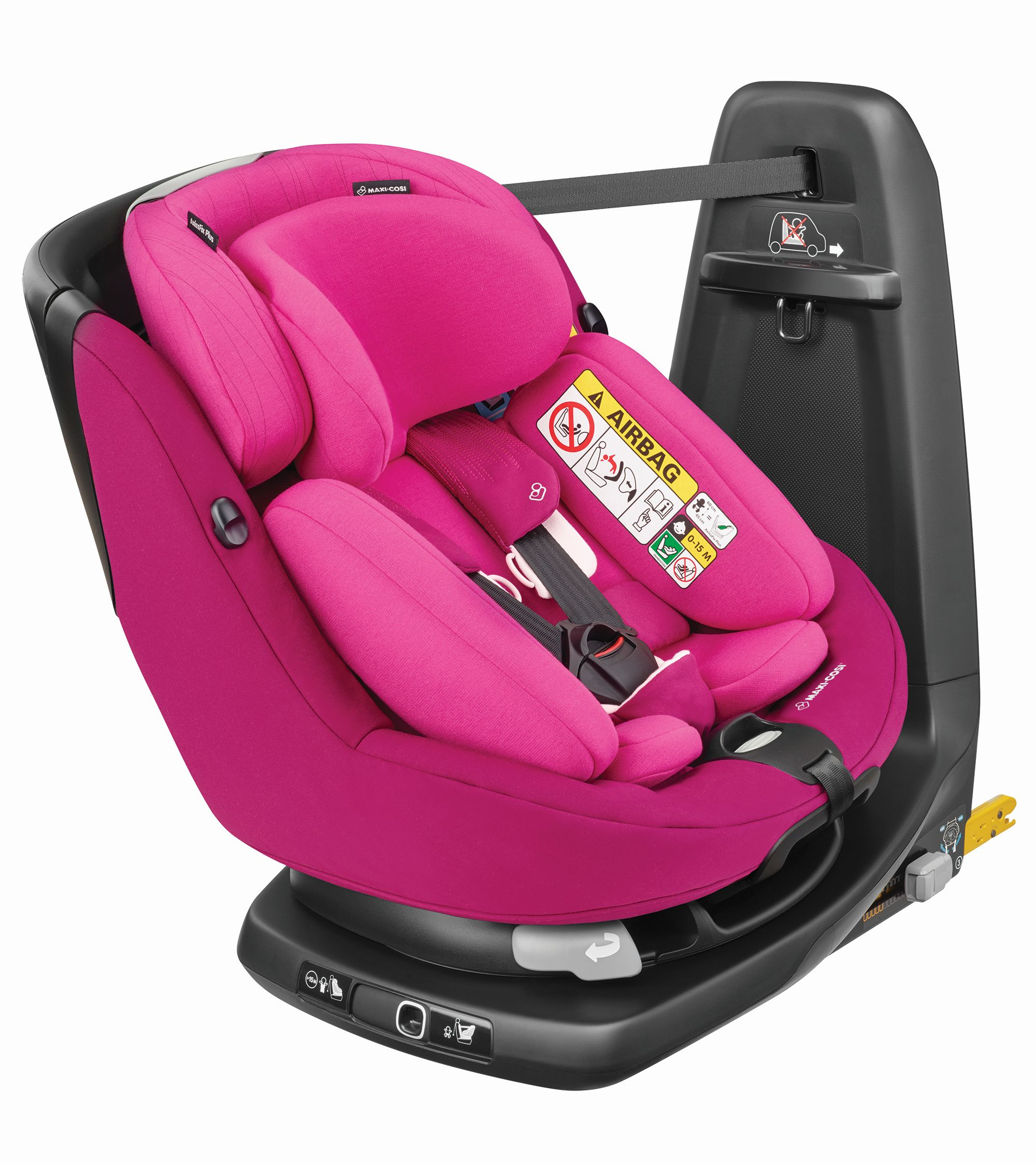 maxi cosi child car seat axissfix plus 2018 frequency pink. Black Bedroom Furniture Sets. Home Design Ideas