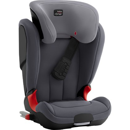 Britax Römer Child Car Seat Kidfix XP - Black Series -  * The Britax Römer Car Seat Kidfix XP – Black Series provides a new level of maximum safety for you little one. The car seat is suitable for group 2/3 and equipped with an XP-PAD, ISOFIT system and seat belt positioner.
