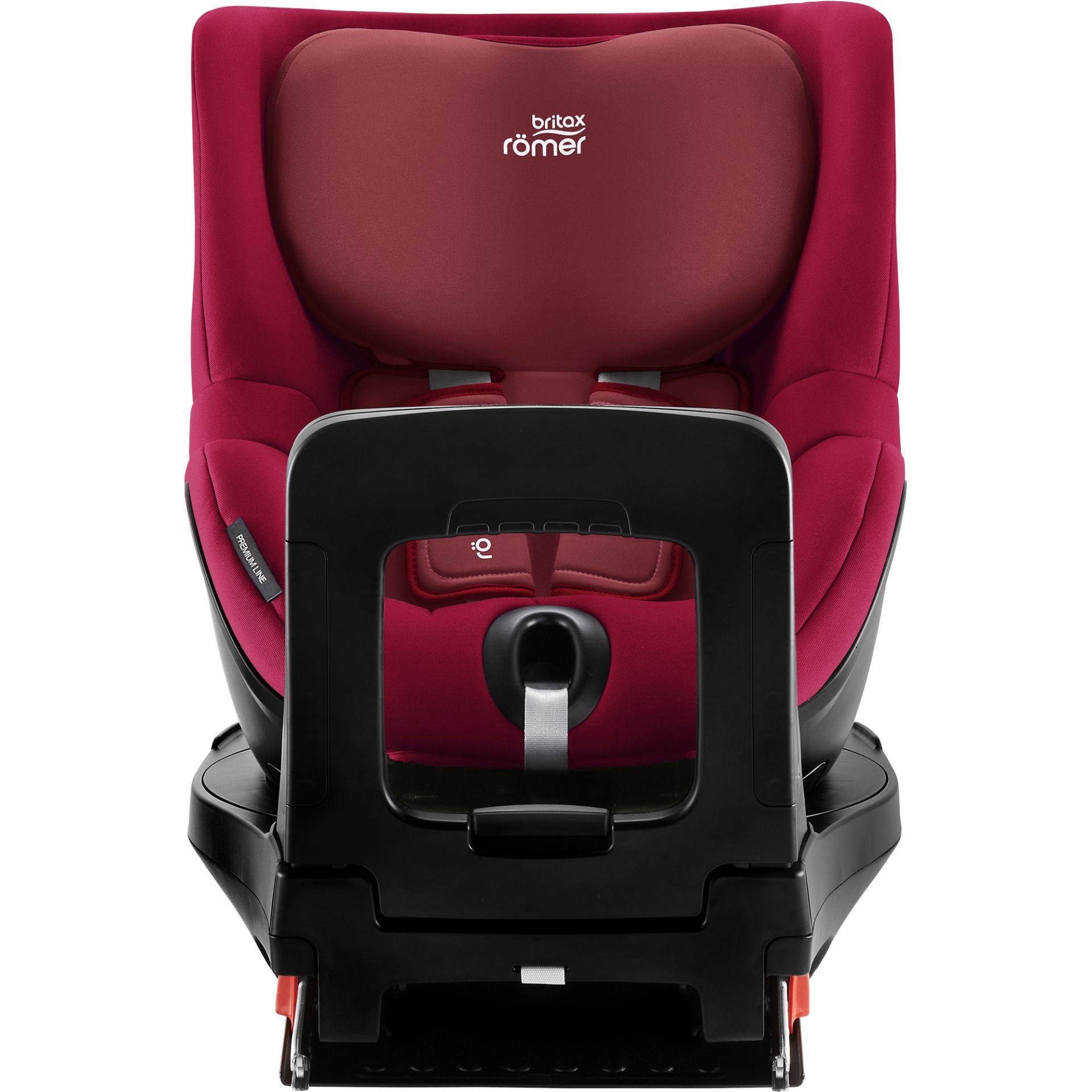 britax r mer child car seat dualfix i size 2018 flame red. Black Bedroom Furniture Sets. Home Design Ideas
