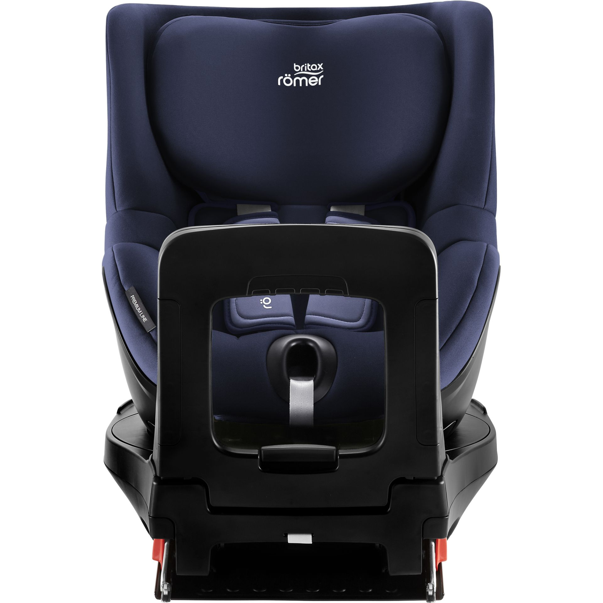 britax r mer child car seat dualfix i size 2018 moonlight blue buy at kidsroom car seats. Black Bedroom Furniture Sets. Home Design Ideas