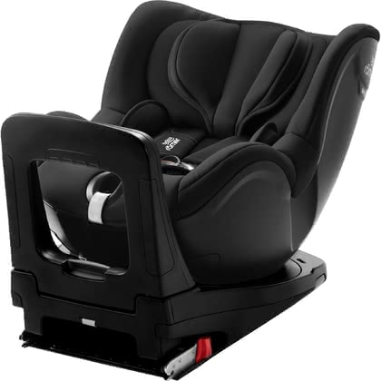Britax Römer Child Car Seat Dualfix i-Size -  * Being equipped with all relevant safety features according to the i-Size norm the flexible Britax Römer car seat Dualfix i-Size is suitable for children right from birth up to 4 years of age.