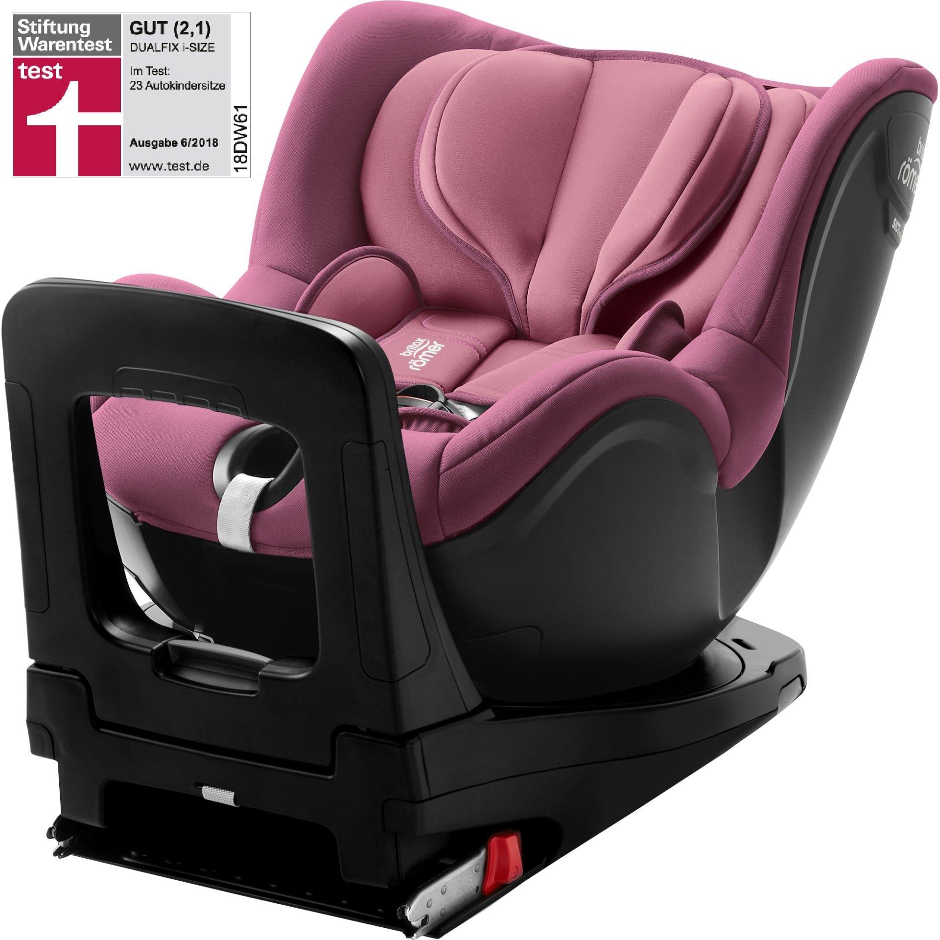 britax r mer child car seat dualfix i size 2018 wine rose buy at kidsroom car seats. Black Bedroom Furniture Sets. Home Design Ideas