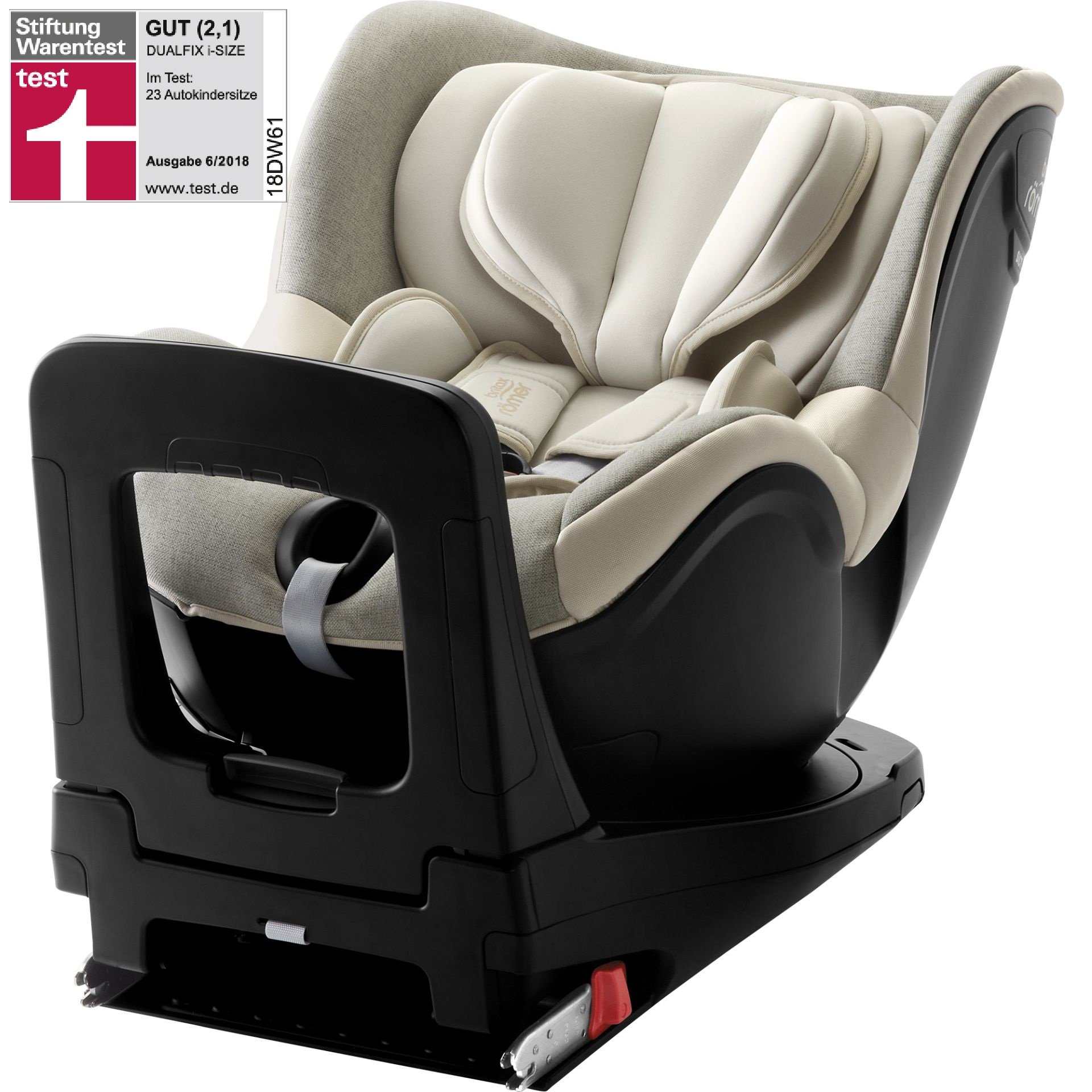 britax r mer child car seat dualfix i size 2018 sand marble buy at kidsroom car seats. Black Bedroom Furniture Sets. Home Design Ideas