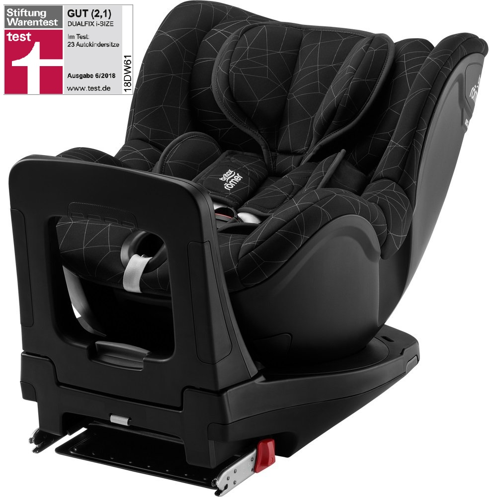 britax r mer child car seat dualfix i size 2019 crystal. Black Bedroom Furniture Sets. Home Design Ideas