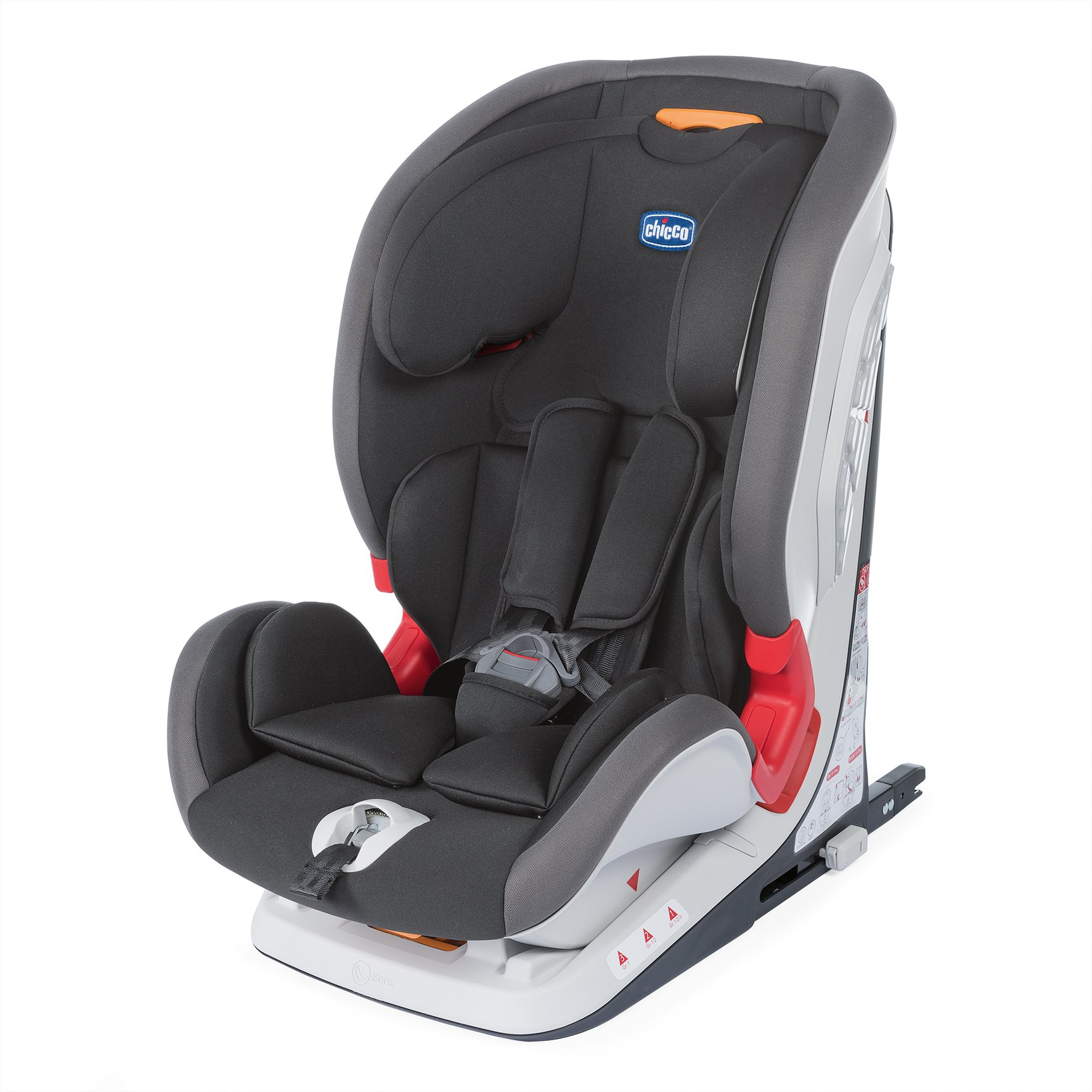 chicco child car seat youniverse fix 2019 jet black buy. Black Bedroom Furniture Sets. Home Design Ideas