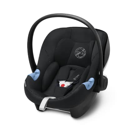 Cybex Infant Car Seat Aton M i-Size -  * Cybex' infant car seat carrier Aton M i-Size conforms to the i-Size norm. When combined with the Base M, it also conforms to the new trans-European regulation for child car seats. This infant car seat carrier is equipped with all new safety technologies that contribute to safe traveling with your child.