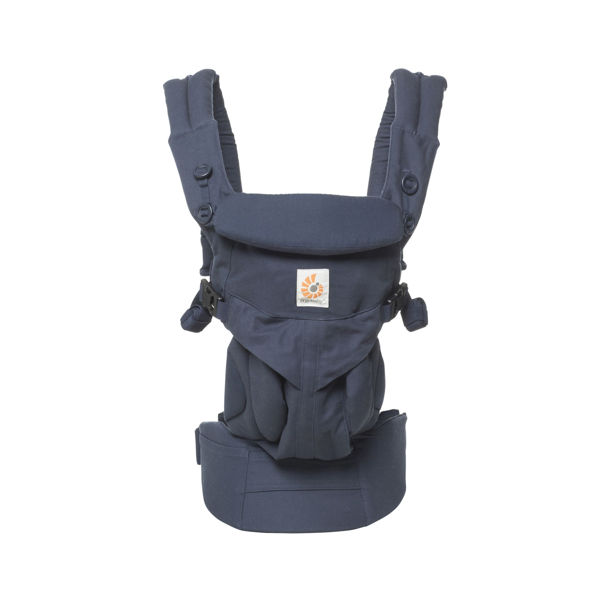 how to wear ergobaby carrier 360
