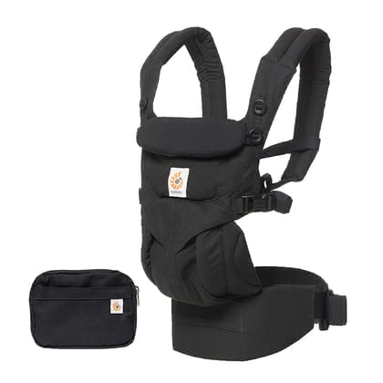 Ergobaby Baby Carrier Omni 360° -  * Ergobaby's Baby Carrier Omni 360° stands out as one of the best all-round carriers on the market. It is particularly popular with new parents because it is super easy to use.