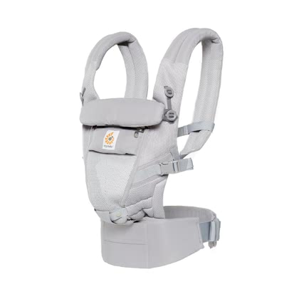 Ergobaby Baby Carrier Adapt Cool Air Mesh -  * Ergobaby's Baby Carrier Adapt helps you to enjoy being close to child right from the very first day on. Being carried close to your body, smelling you and feeling your heartbeat – all this will contribute to a strong bond between you and your child. You little one will feel balanced, comfortable and safe.