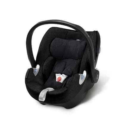Cybex Platinum Infant Car Seat Aton Q i-Size Plus -  * Safety and comfort combined on the highest level! The Cybex Infant Car Seat Carrier Aton Q i-Size Plus carries your little one safely in a rear facing mode. Due to its removable seat insert it is particularly suitable for smaller babies and provides them with an ideal flat recline angle throughout the first months.