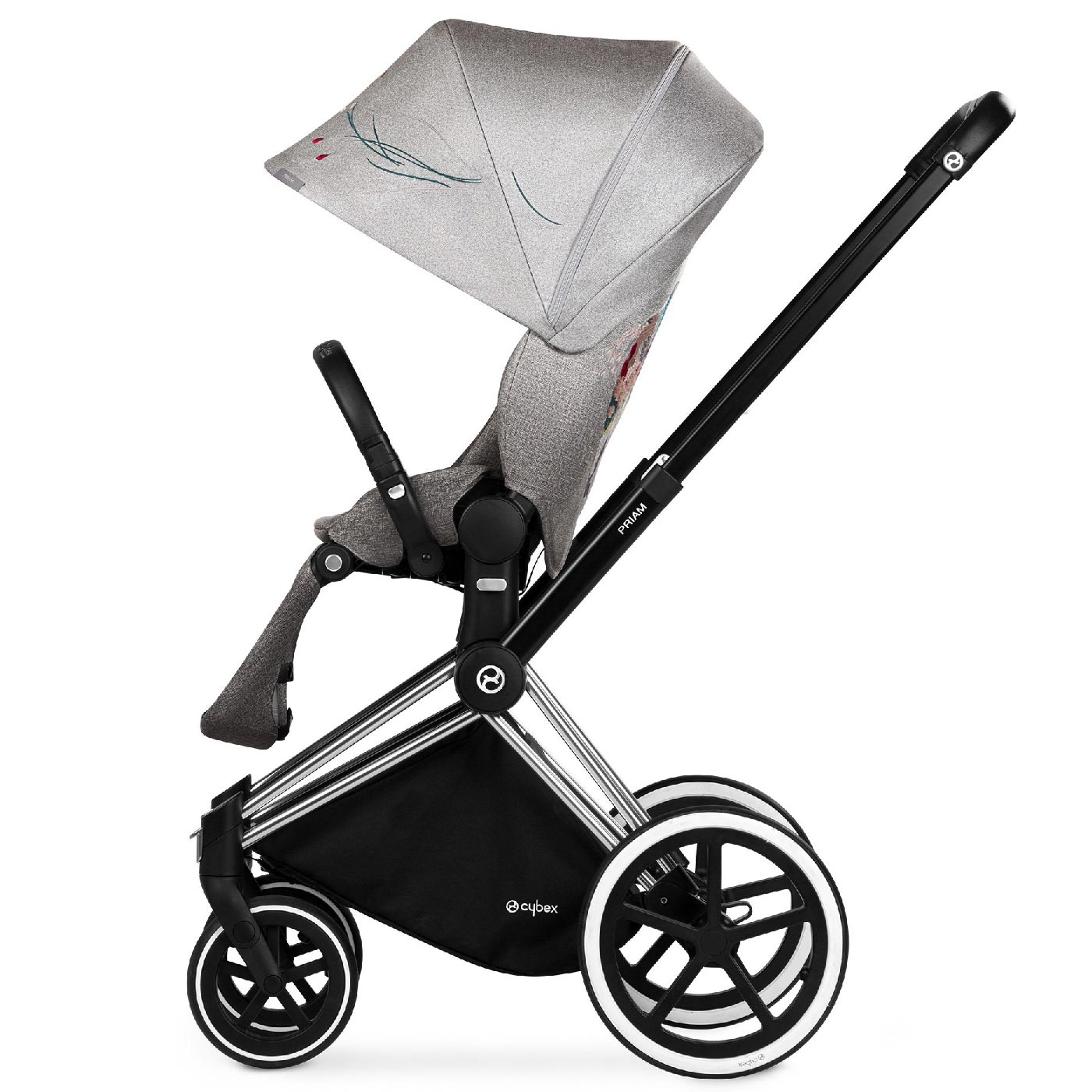 Cybex Stroller Priam Koi Fashion Collection Inkl Lux Seat