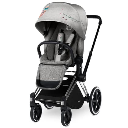 Cybex Stroller PRIAM KOI Fashion Collection inkl. Lux Seat 2019 - large image