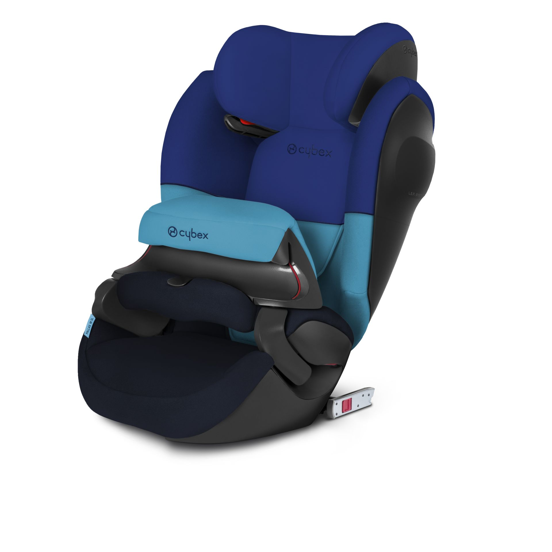 cybex child car seat pallas m fix sl 2019 blue moon navy. Black Bedroom Furniture Sets. Home Design Ideas
