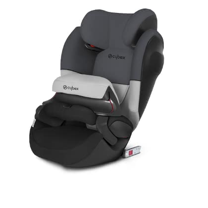 Cybex Child Car Seat Pallas M-fix SL -  * The Pallas M-fix SL child safety seat will delight all parents by its innovative safety features such as the depth-adjustable impact shield, the linear side impact protection (L.S.P. System), an optimised ventilation system and a headrest that can be adjusted in 12 different height levels.