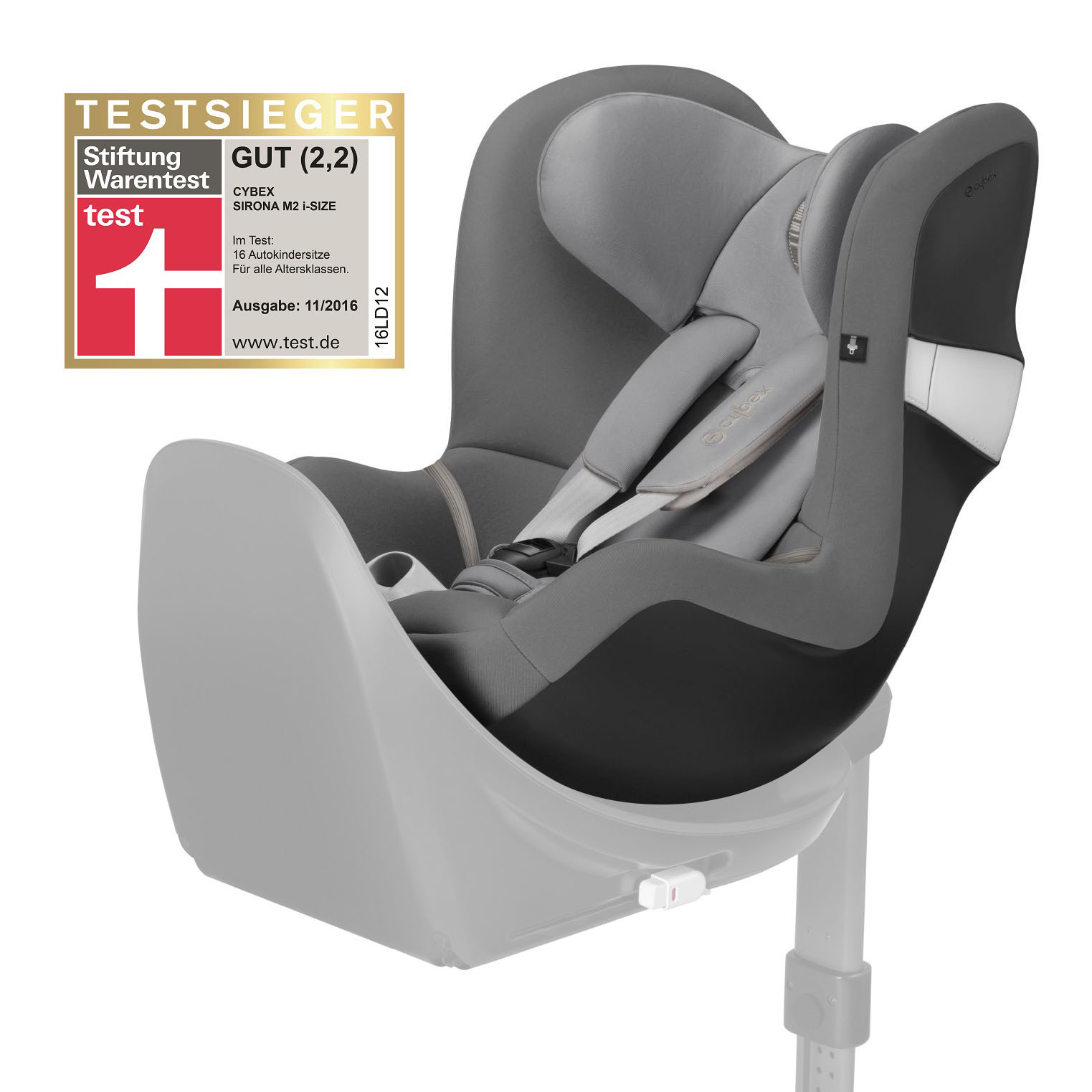 cybex chikd car seat sirona m2 i size 2018 manhattan grey. Black Bedroom Furniture Sets. Home Design Ideas