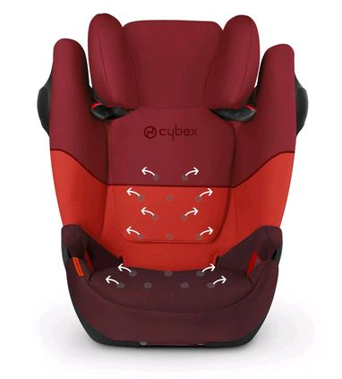 cybex child car seat solution m fix sl buy at kidsroom car seats. Black Bedroom Furniture Sets. Home Design Ideas