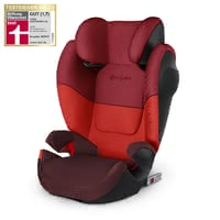 Cybex Child Car Seat Solution M-Fix SL -  * The Solution M-Fix SL child safety seat will delight all parents by its innovative safety features such as the linear side impact protection (L.S.P. System), an optimised ventilation system and a headrest that can be adjusted in 12 different height levels.