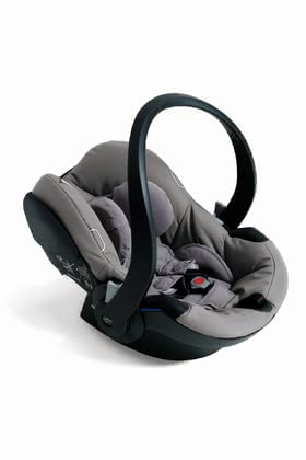 Babyzen Infant Car Seat iZi Go Modular by BeSafe -  * The stylistically confident solution for transporting your little sunshine easily and safely. A combination of French Babyzen Design and Scandinavian BeSafe safety brings out the main points of this trendy infant car seat./li>