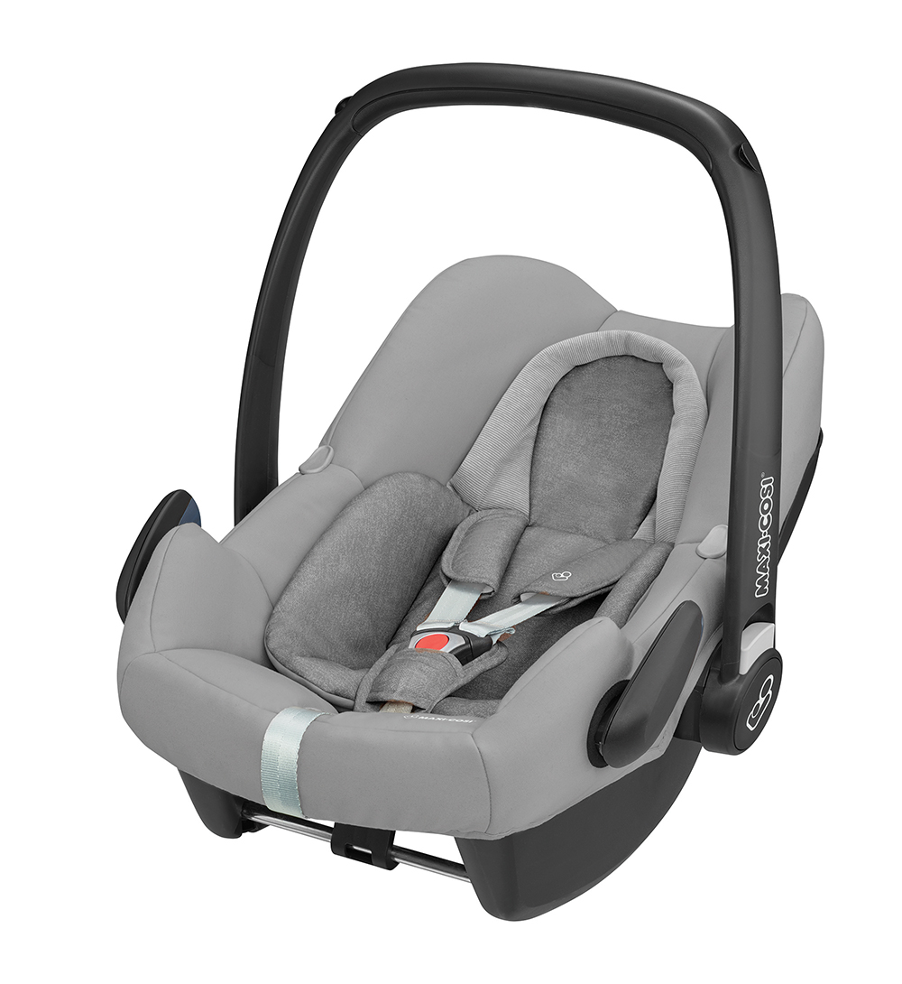 Maxi cosi infant car seat rock 2018 nomad grey buy at for Maxi cosi housse