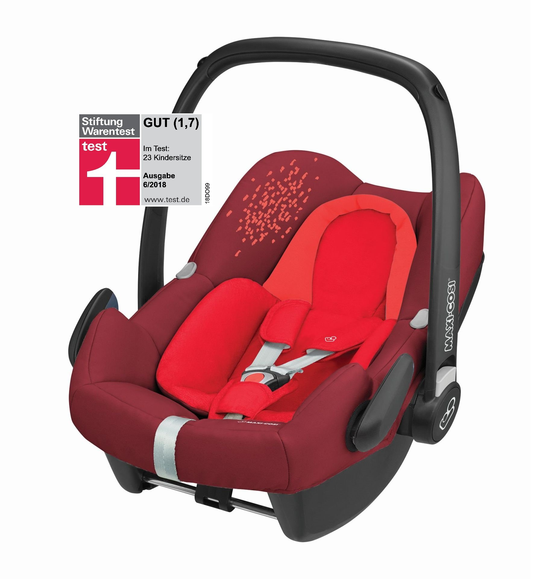 Maxi cosi infant car seat rock buy at kidsroom car seats for Maxi cosi housse