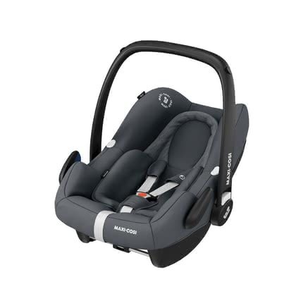 "Maxi-Cosi Infant Car Seat Rock i-Size -  * The infant car seat ""Rock"" which conforms to the latest safety standards is Maxi-Cosi's second i-Size infant car seat on the market. It is suitable for children with a size of 45 to 75 cm."