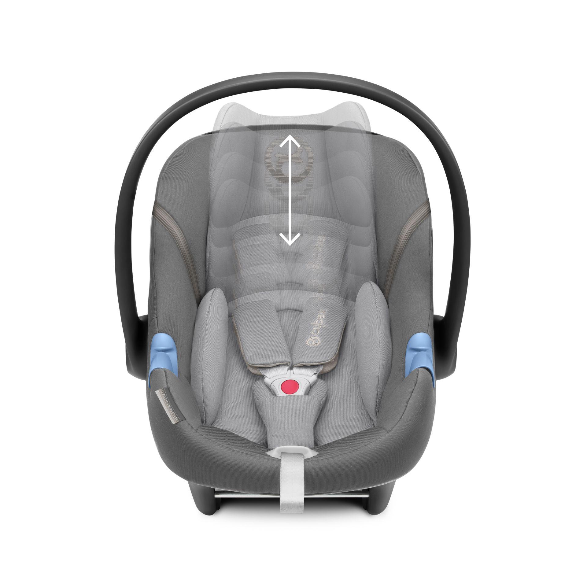 Cybex Infant Car Seat Aton M I Size Including Base M 2019 Tropical