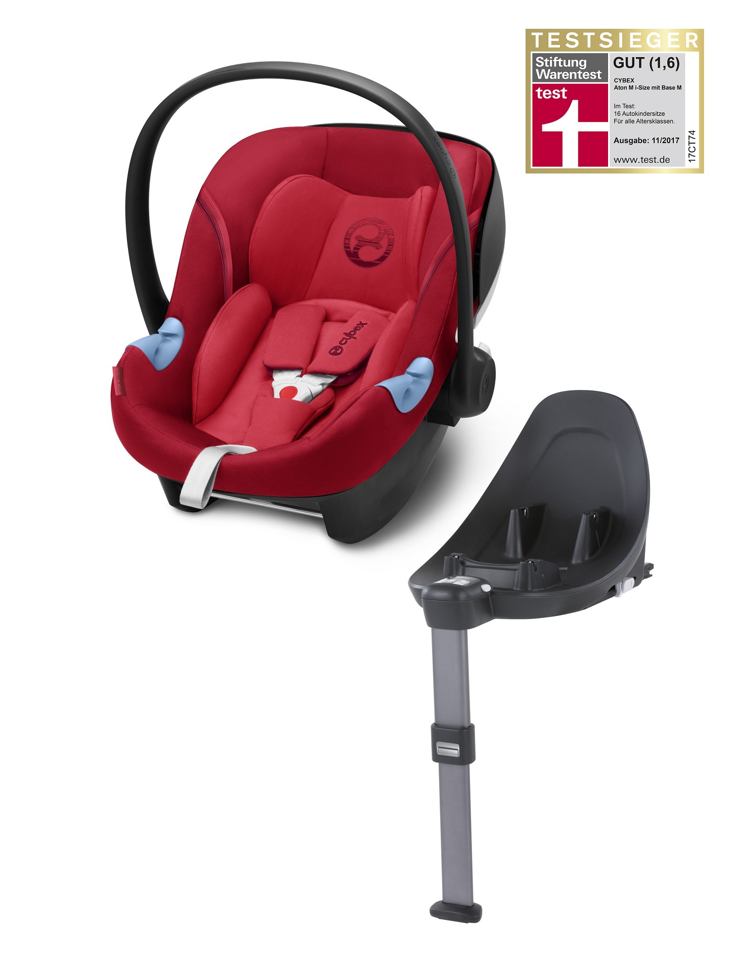 cybex infant car seat aton m i size including base m buy. Black Bedroom Furniture Sets. Home Design Ideas