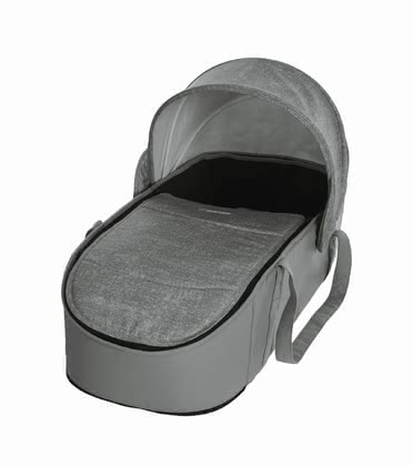 Maxi-Coxi Soft Carrycot Laika -  * Maxi-Cosi's soft carrycot is a comfortably padded and super spacious place for your little one to cuddle up. It stands out as the perfect companion for every parent who wants to use the buggy Lakia right from birth.