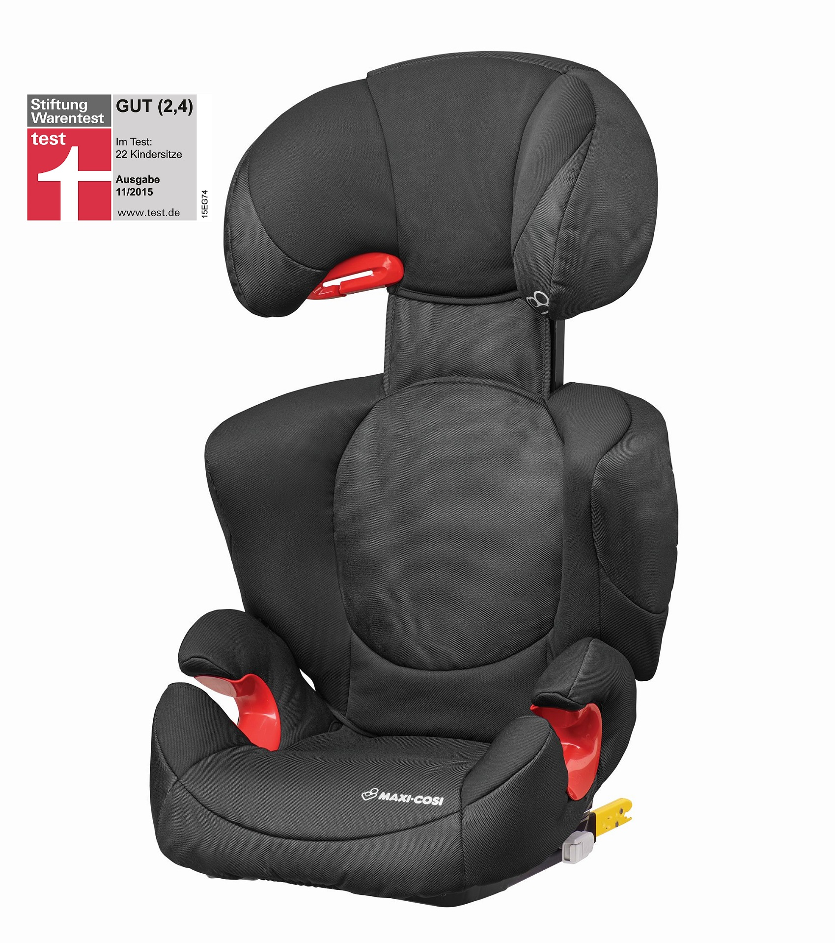 maxi cosi child car seat rodi xp fix 2018 night black. Black Bedroom Furniture Sets. Home Design Ideas