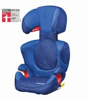 Maxi-Cosi Child Car Seat Rodi XP Fix -  * By using the Isofix system, Maxi-Cosi's child safety seat Rodi XP Fix is attached to your car in the safest and most stable way.