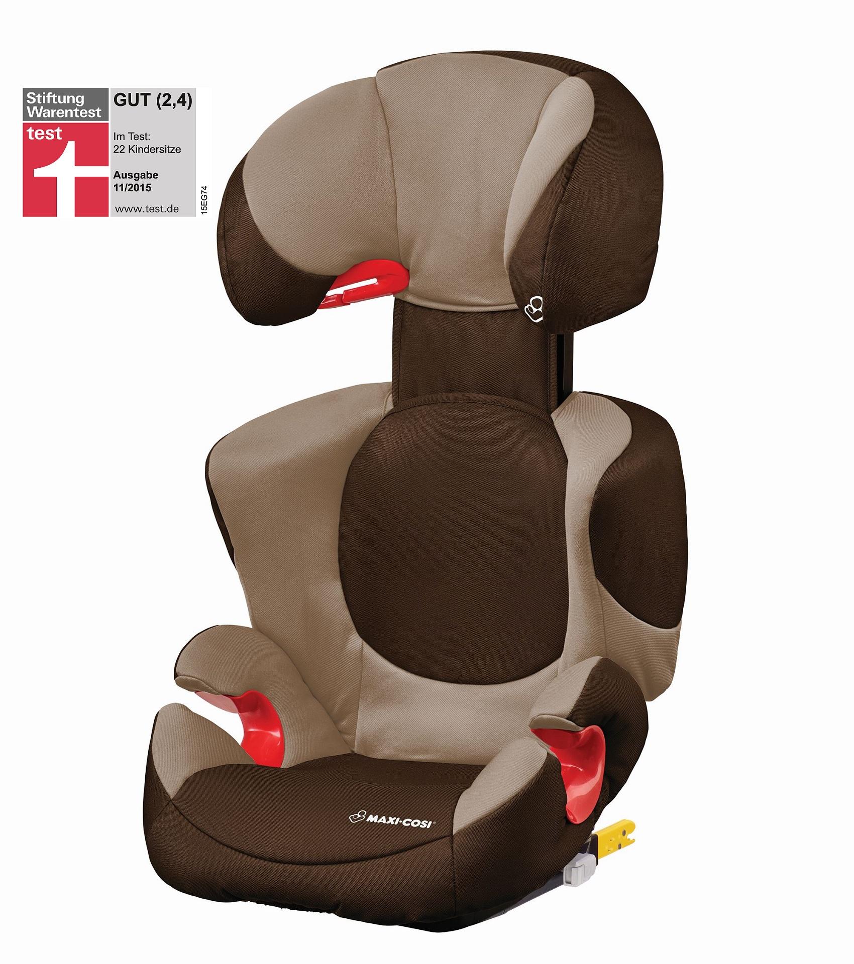 Maxi-Cosi Child Car Seat Rodi XP Fix 2018 Hazelnut Brown - Buy at ...