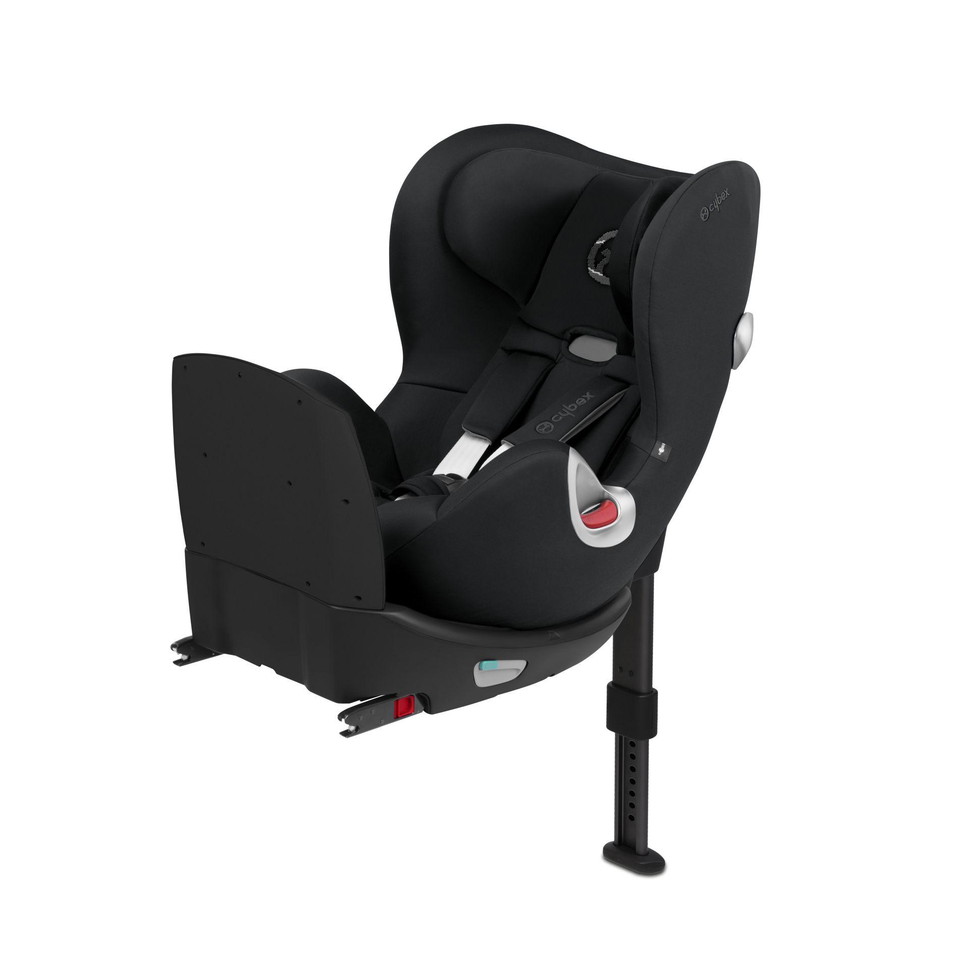 cybex platinum child car seat sirona q i size 2018 stardust black black buy at kidsroom. Black Bedroom Furniture Sets. Home Design Ideas