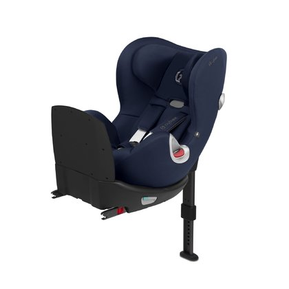 Cybex Platinum Child Car Seat Sirona Q i-Size -  * With the car seat Sirona Q i-Size, Cybex has launched the first i-Size car seat with impact shield. It features a 360° rotation and can be attached to your car by using an easy one-click installation with ISOFIX.