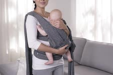 Boppy ComfyFit Baby Carrier -  * The Boppy ComfyFit Baby Carrier lets you keep your little one as close to you as possible while still supplying you with maximum freedom of movement for an active lifestyle.