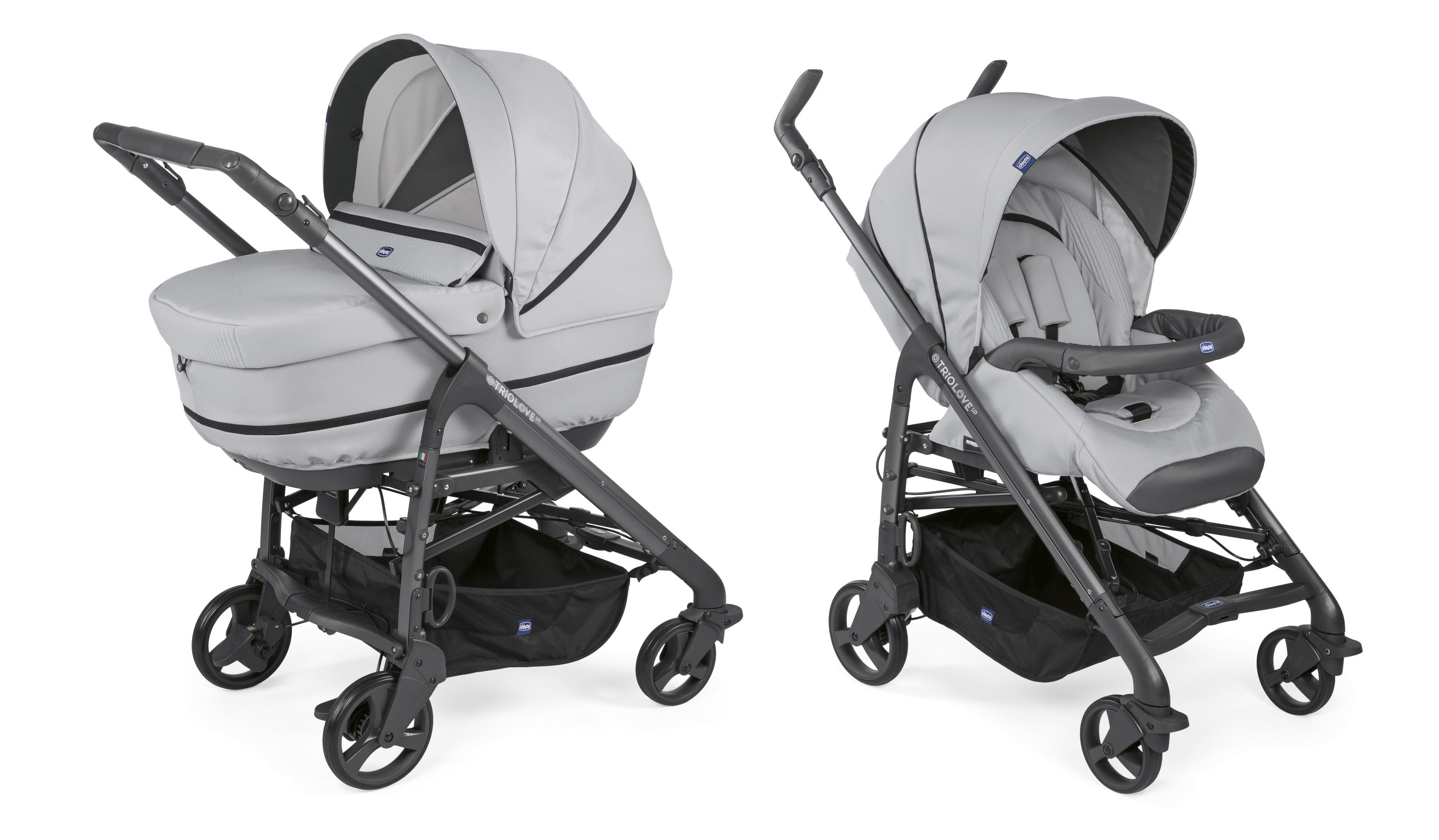 Chicco Stroller Duo Love Up PEARL 2018 large image 1