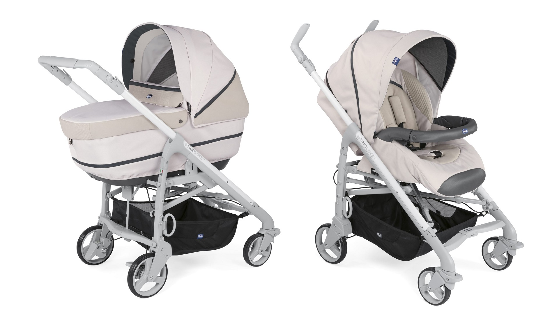 Chicco Stroller Duo Love Up 2018 Beige Buy At Kidsroom