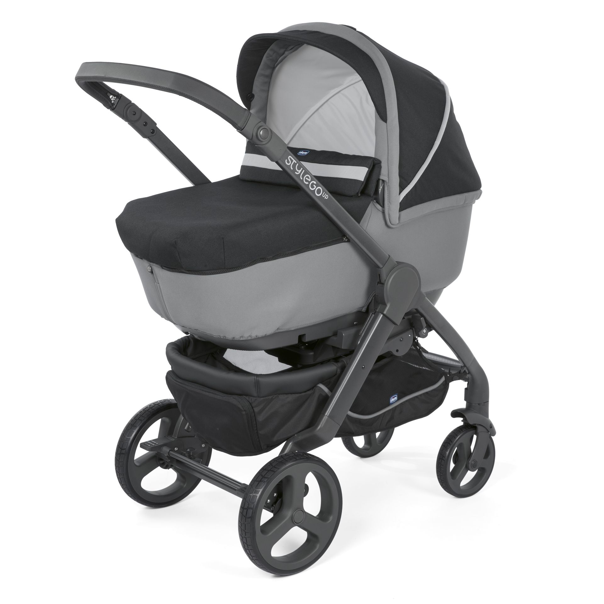 chicco stroller duo style go up crossover buy at kidsroom strollers. Black Bedroom Furniture Sets. Home Design Ideas